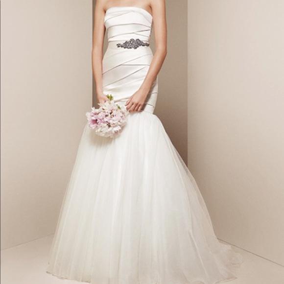 White by Vera Wang Plus Size Wedding Dress NWT